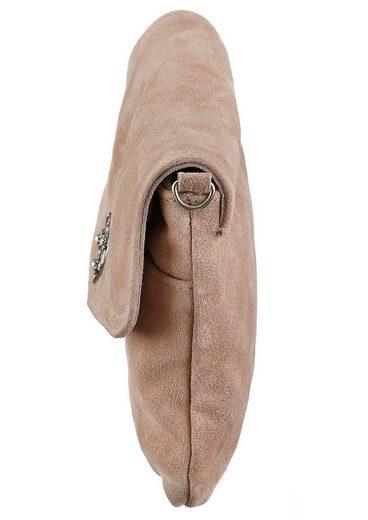 accessoires Mit Magnetverschluss Trachtentasche Kabe Leder BFH5qq