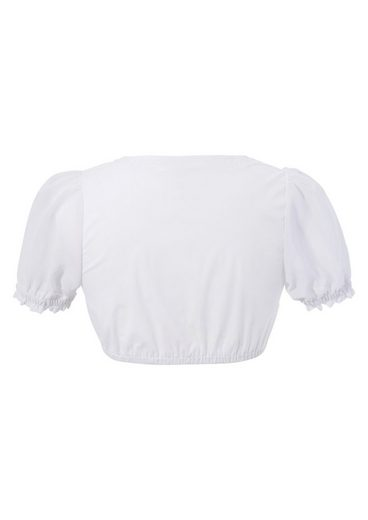 Marjo Dirndl Blouse With Gathering Tape