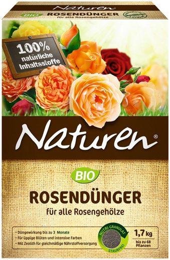NATUREN Rosendünger »Bio«, 1,7 kg