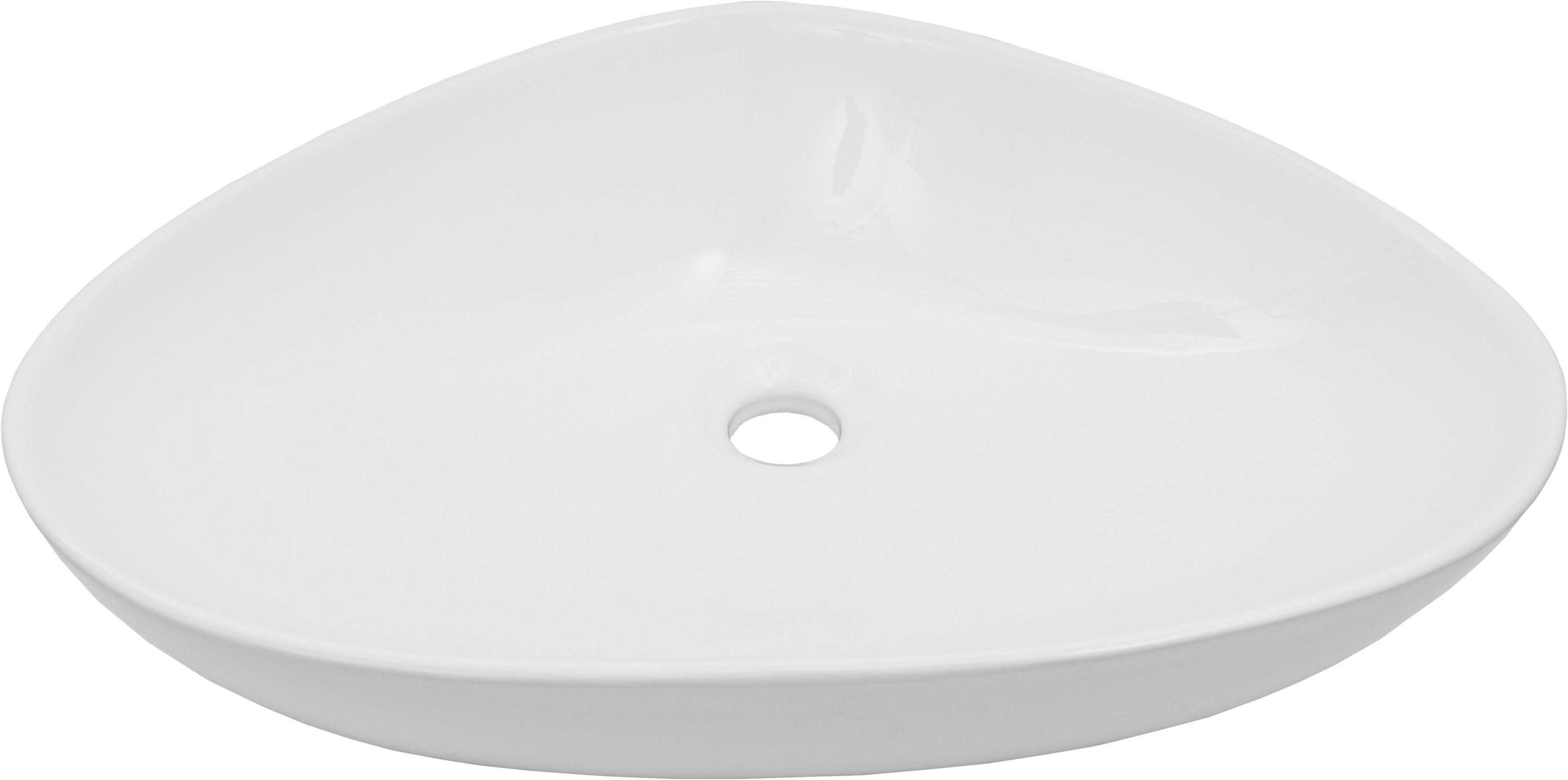 CORNAT Waschtisch »PONTE«, Breite 59 cm