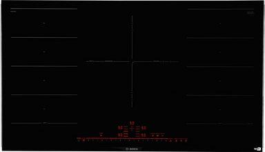 BOSCH Flex-Induktions-Kochfeld von SCHOTT CERAN® PXV975DV1E, mit DirectSelect Premium