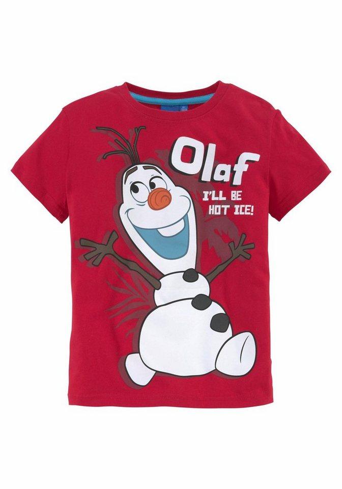 cecc10f04585 Disney Frozen T-Shirt mit großem Druck