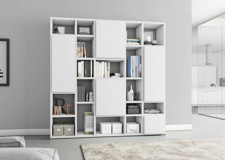 regalwand toro 530 1 breite 224 cm kaufen otto. Black Bedroom Furniture Sets. Home Design Ideas