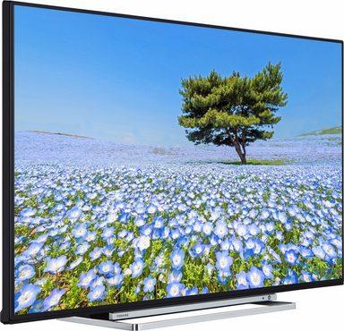 toshiba 43u6763dg led fernseher 109 cm 43 zoll 4k ultra hd smart tv online kaufen otto. Black Bedroom Furniture Sets. Home Design Ideas