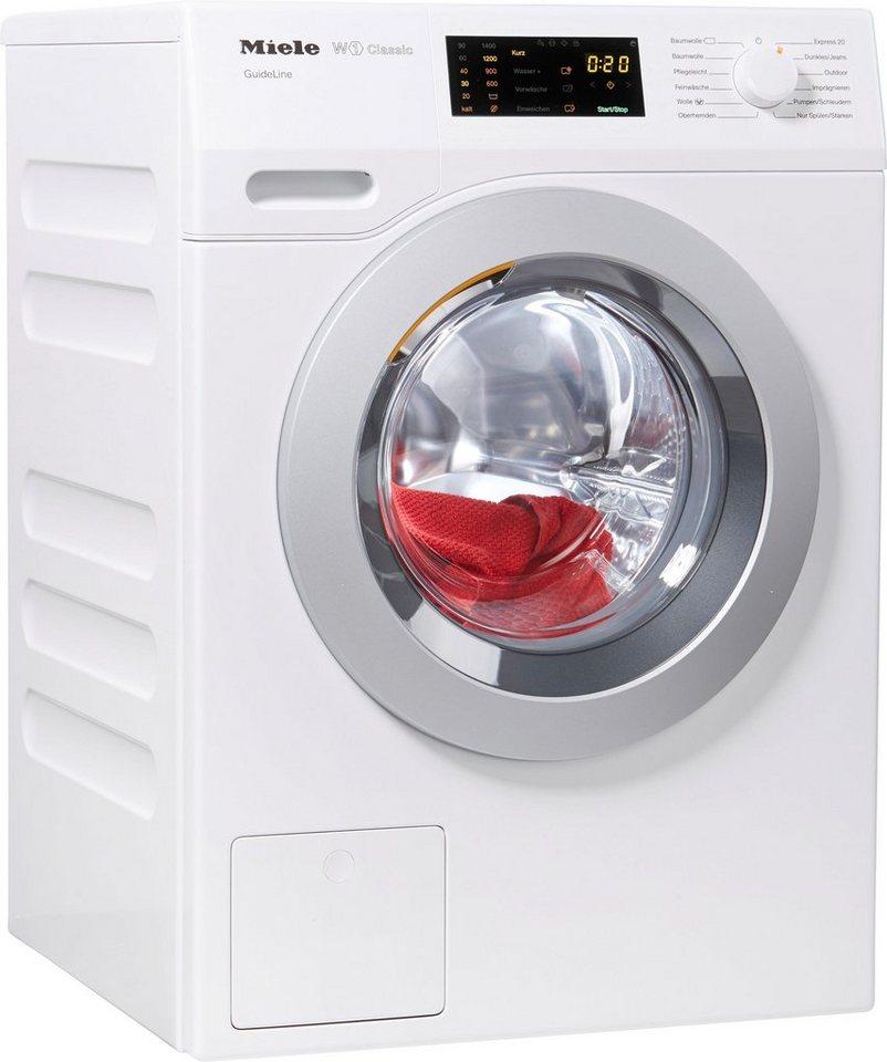 Miele Waschmaschine WDD130WPS D LW Guide, 8 kg, 1400 U/Min online ...