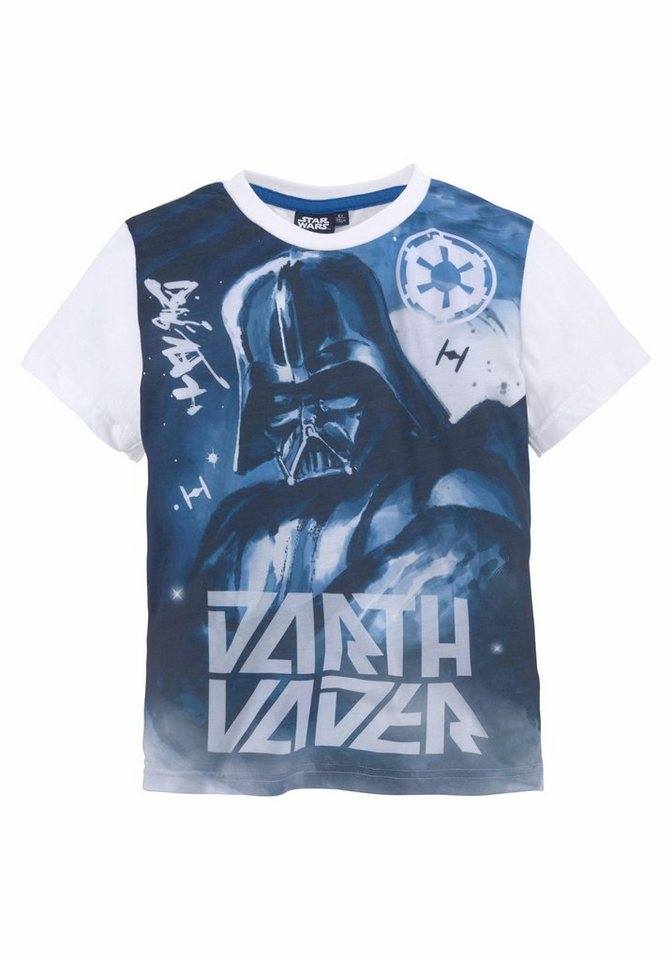star wars t shirt mit coolem druck online kaufen otto. Black Bedroom Furniture Sets. Home Design Ideas