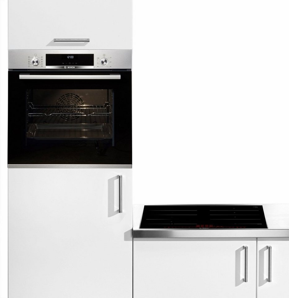 bosch induktions herd set hbd619ls60 directselect otto. Black Bedroom Furniture Sets. Home Design Ideas