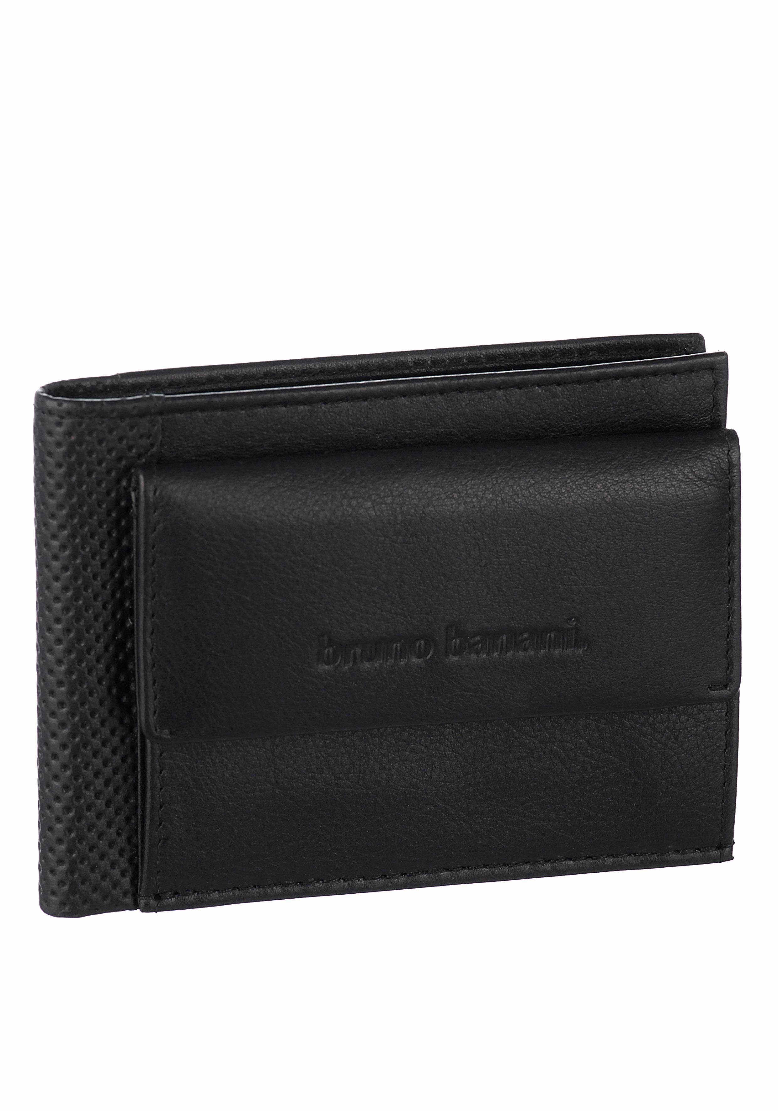 Bruno Banani Mini Geldbörse, im kleinen Format