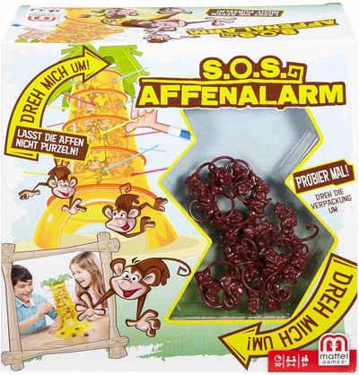 Mattel games Spiel, »S.O.S Affenalarm«