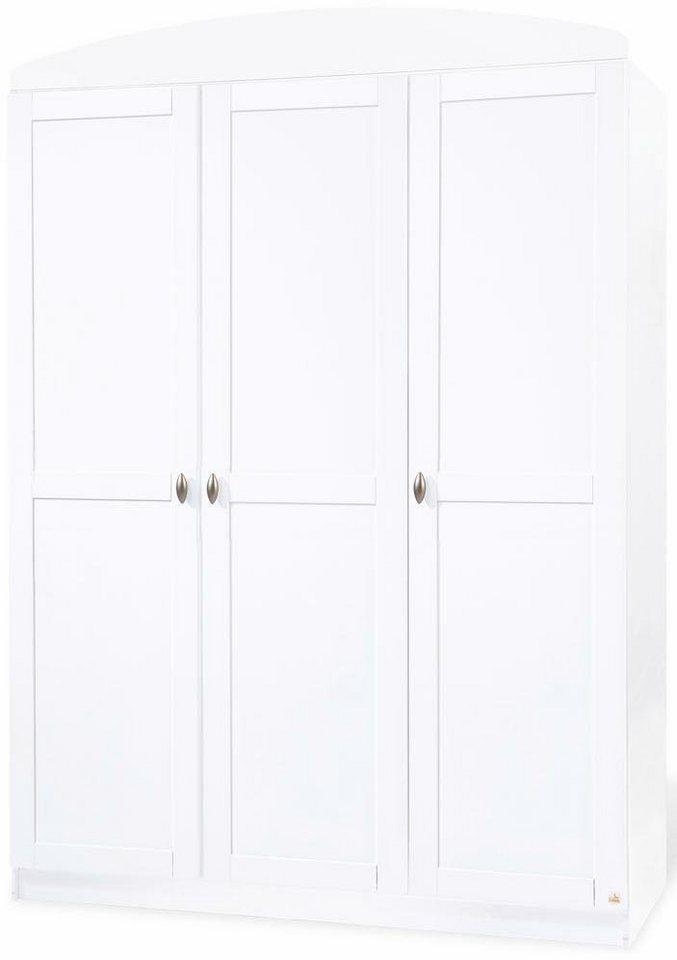 Pinolino Kleiderschrank groß, »Laura, 3-türig« | OTTO