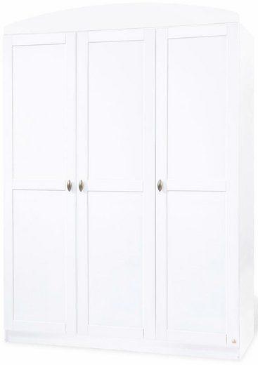 Pinolino® Kleiderschrank »Laura« 3-türig, groß, Made in Germany