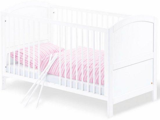 Pinolino® Babybett »Laura«, Made in Germany
