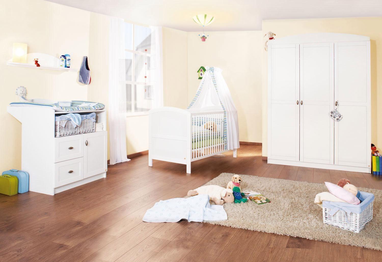 Pinolino Babyzimmer Set (3-tlg) Kinderzimmer, »Laura groß«