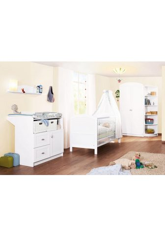PINOLINO ® Babyzimmer-Komplettset »Laura« (Rink...