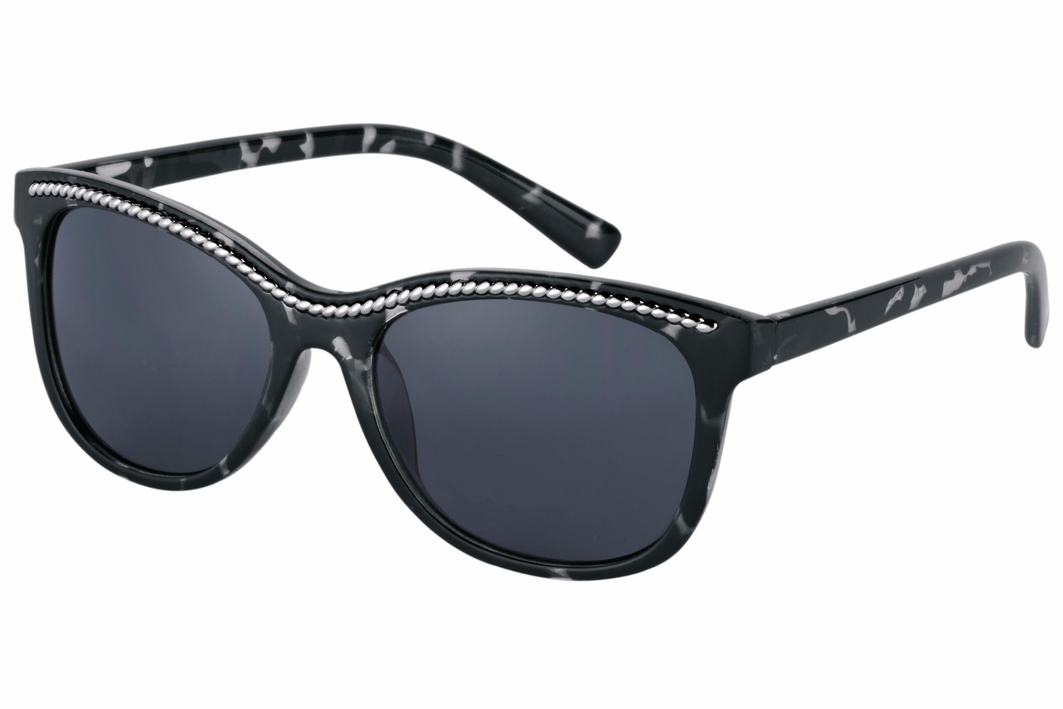 Heine Sonnenbrille mit Kettenoptik
