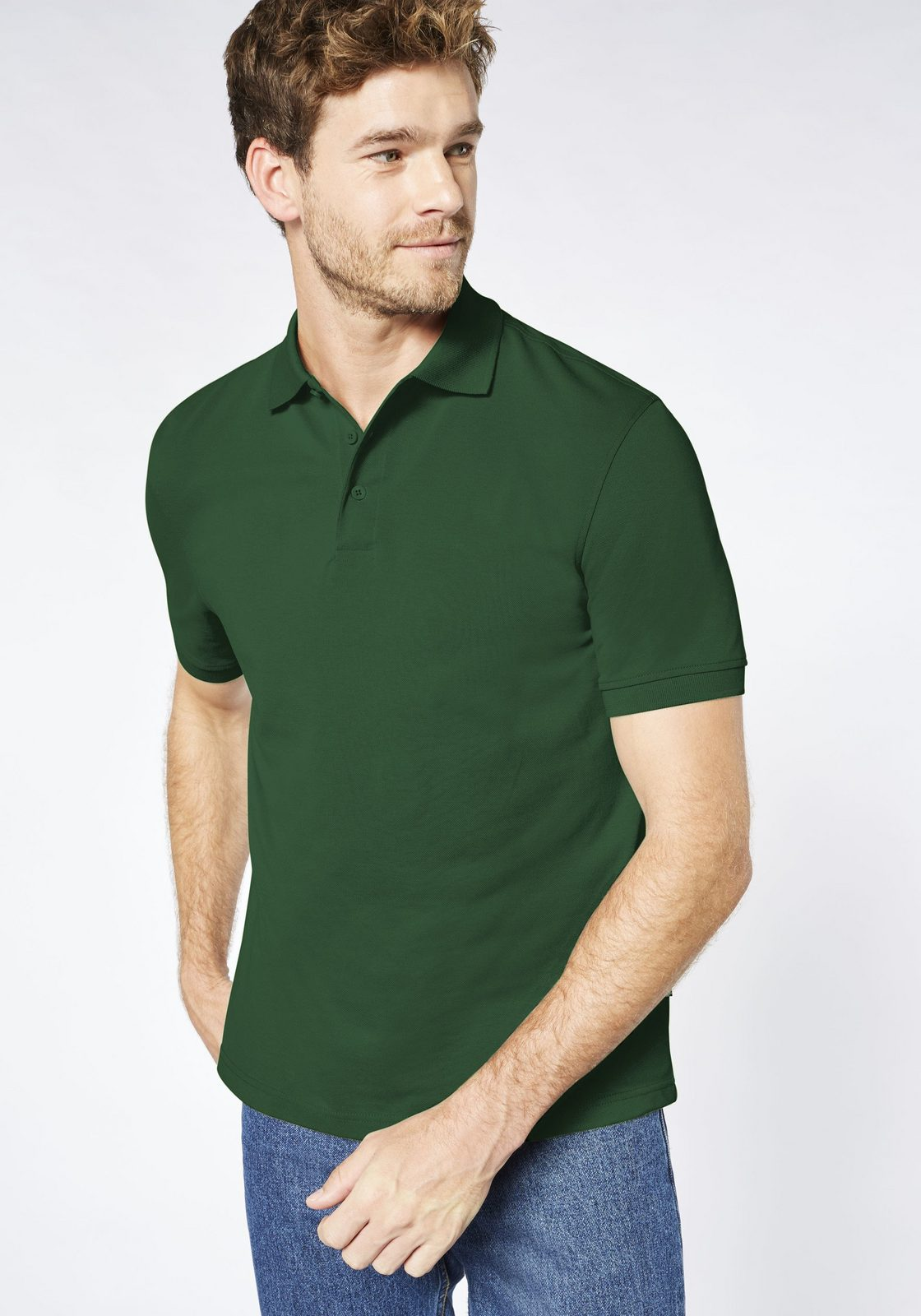 EXPAND 1197900-GR »Herren Arbeits Poloshirt«