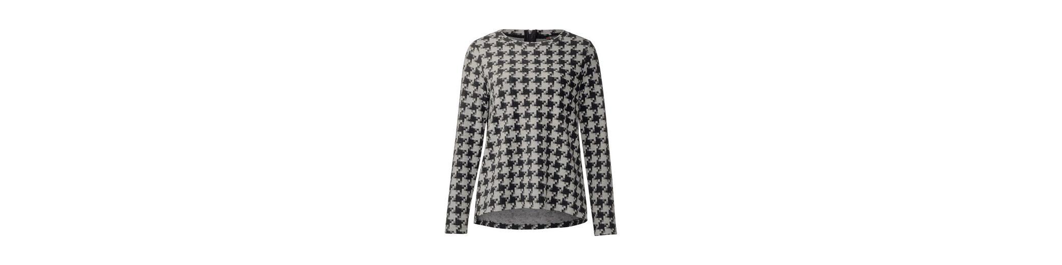 Street One Softes Hahnentritt Shirt Billig Limited Edition Fabrikverkauf Original Spielraum Browse Empfehlen Günstig Online jvaJyqihvZ
