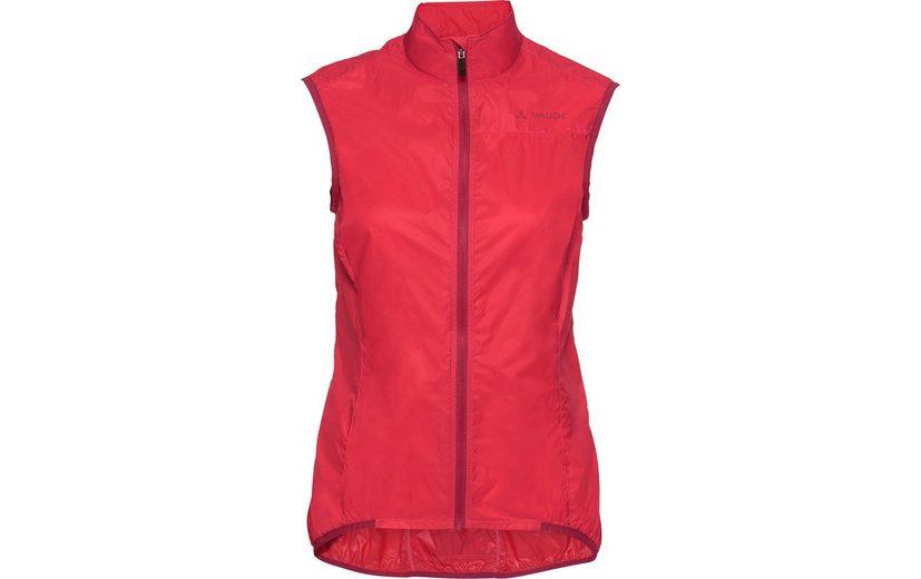 VAUDE Weste Air III Vest Women Top-Qualität Zum Verkauf Mit Paypal Online Freies Verschiffen Gutes Verkauf Rabatt Finish Gut Verkaufen Verkauf Online im3p2V