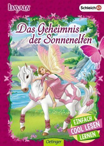 Gebundenes Buch »bayala Das Geheimnis der Sonnenelfen«