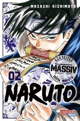 Broschiertes Buch »NARUTO Massiv / Naruto Massiv Bd.2«