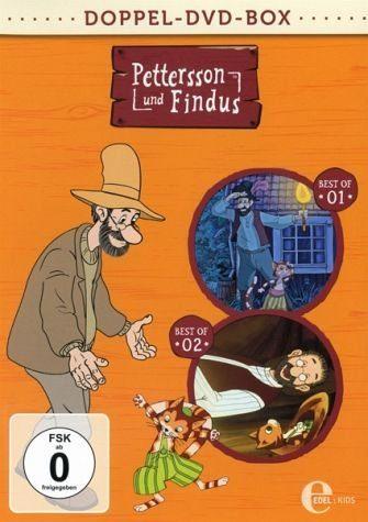 DVD »Pettersson und Findus - Doppel-Box: Best of...«