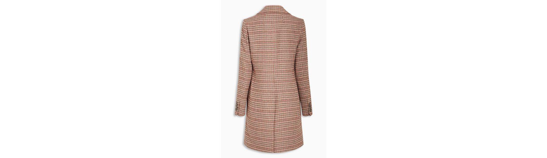 Verkaufsangebote Niedrig Versandkosten Next Mantel aus Wollgemisch Aberdeen Billig Zuverlässig Günstiges Online-Shopping 2Gm1Hh