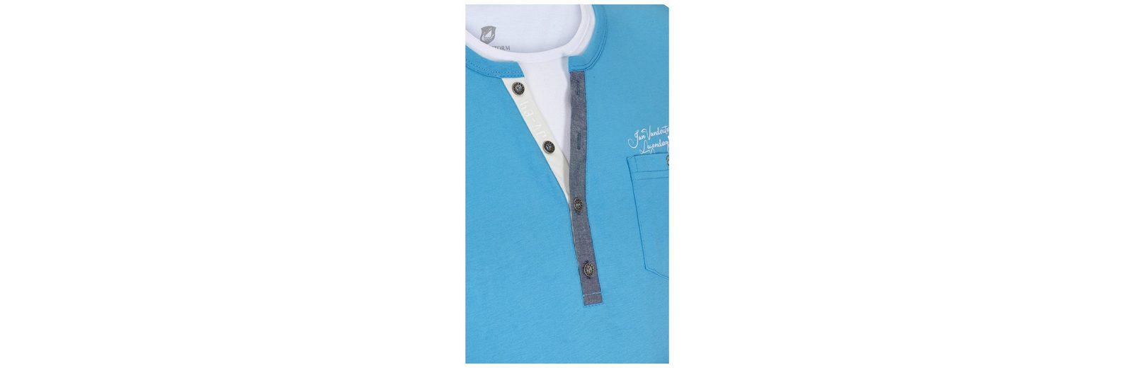 Jan Vanderstorm T-Shirt BERNER Bester Verkauf Günstiger Preis Günstig Kaufen Besten Verkauf Authentische Online Auslass Bilder EeyXVVv3