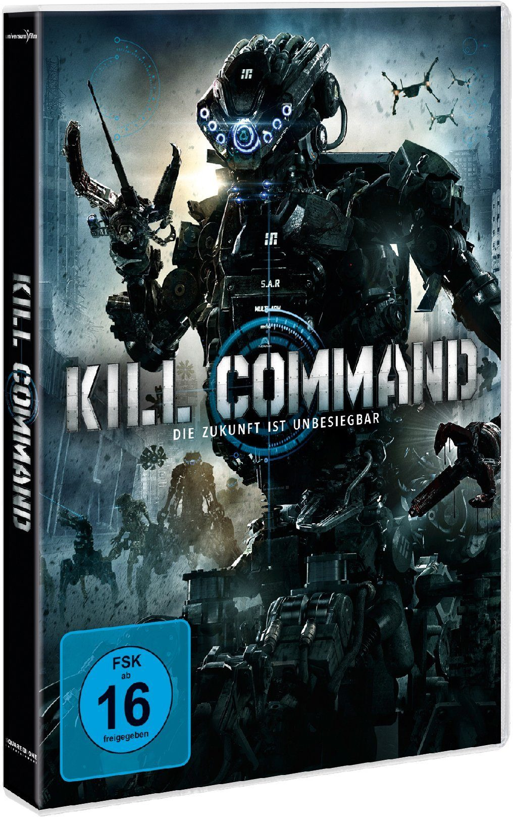 universum Kill Command »DVD«