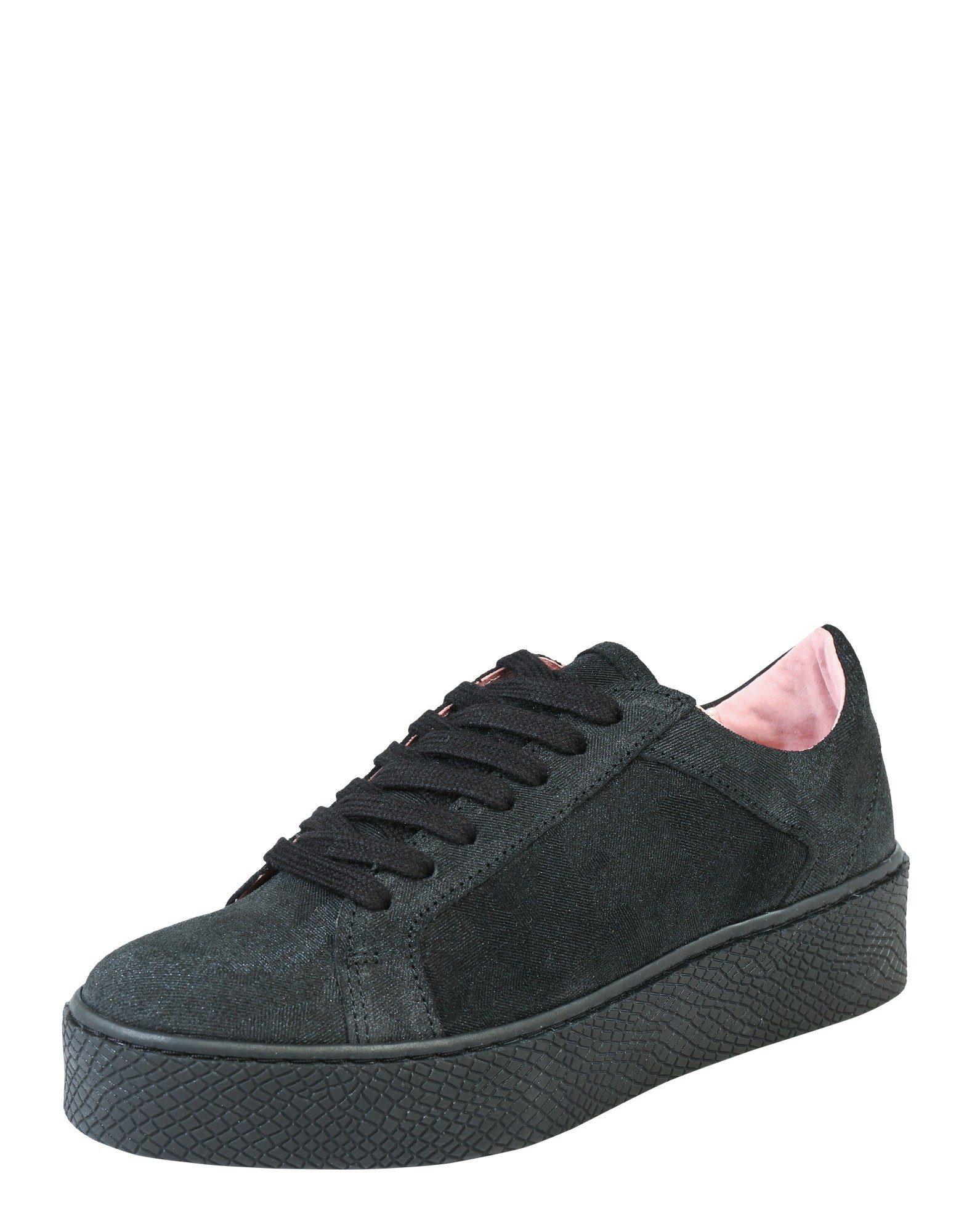 Spm »Soho« Sneaker, schwarz, schwarz