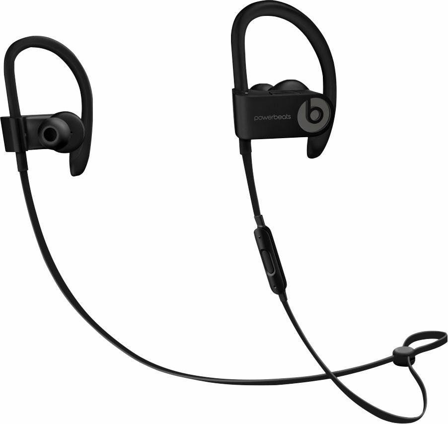 Beats by Dr. Dre »Powerbeats3« In-Ear-Kopfhörer (Schweiß- und wassergeschützt,flexible Ohrbügel,Inline-Anrufe und Musiksteuerung,Geräuschisolierung)
