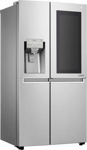 LG Side-by-Side GSX960NEAZ, 178 cm hoch, 91,2 cm breit