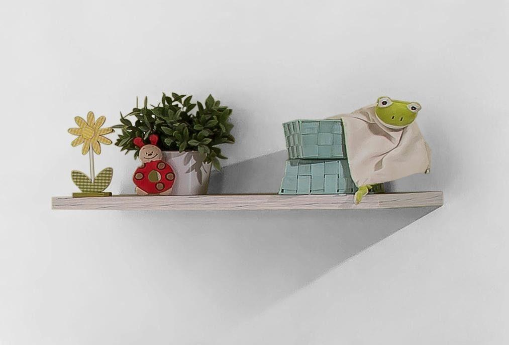 Wandboard passend für Babyzimmer »Pellworm« und »Bergamo« , in weißeiche NB
