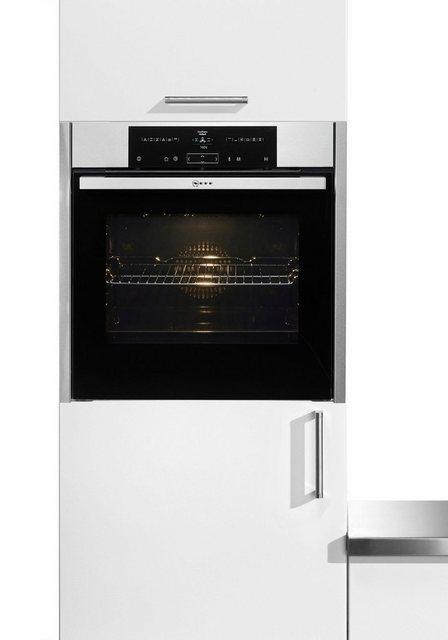 Küchengroßgeräte - NEFF Einbaubackofen BCR1520N B15CR20N0, mit Teleskopauszug nachrüstbar, easyClean, CircoTherm® Heißluft  - Onlineshop OTTO