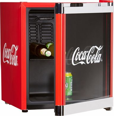 cubes k hlschrank coolcube coca cola 51 0 cm hoch 43 0 cm breit a 51 cm hoch online kaufen. Black Bedroom Furniture Sets. Home Design Ideas