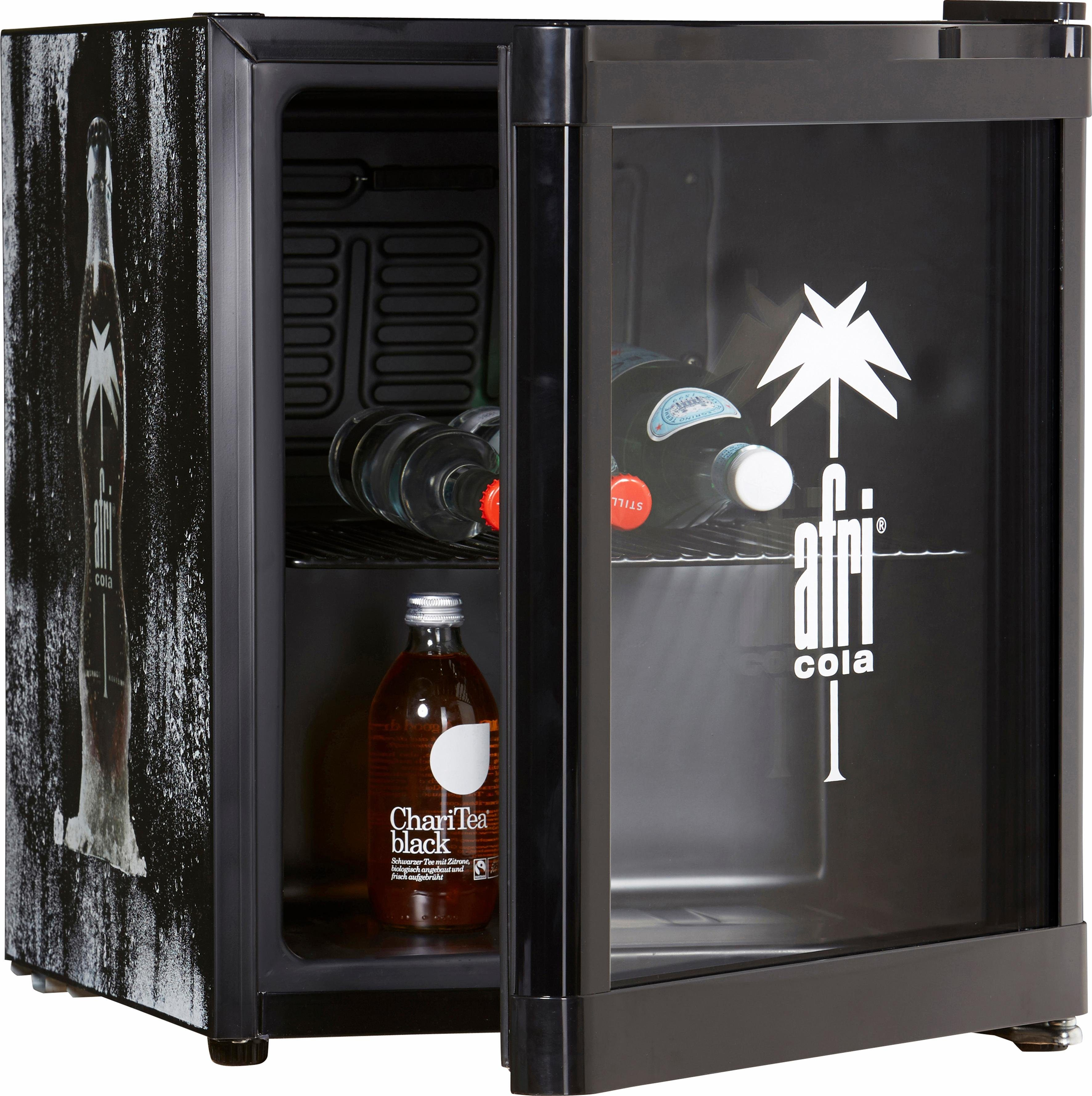 CUBES Kühlschrank CoolCube Afri-Cola, A+,51 cm hoch