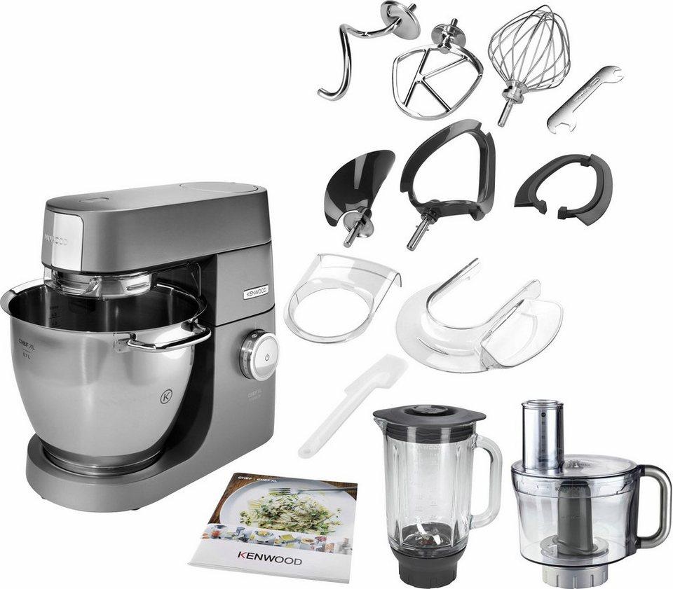 kenwood küchenmaschine zubehör mixer