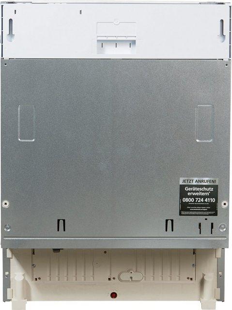 Küchengroßgeräte - BAUKNECHT integrierbarer Geschirrspüler, OBI Ecostar 8460, 12 l, 14 Maßgedecke  - Onlineshop OTTO