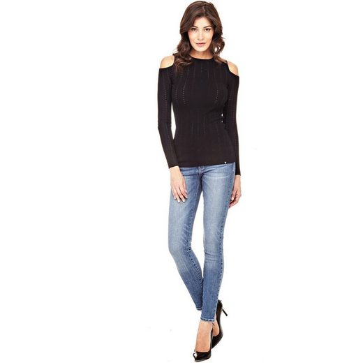 Guess PULLOVER SCHULTER-CUT-OUT