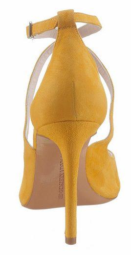 GUIDO MARIA KRETSCHMER Sandalette, mit überkreuten Riemchen