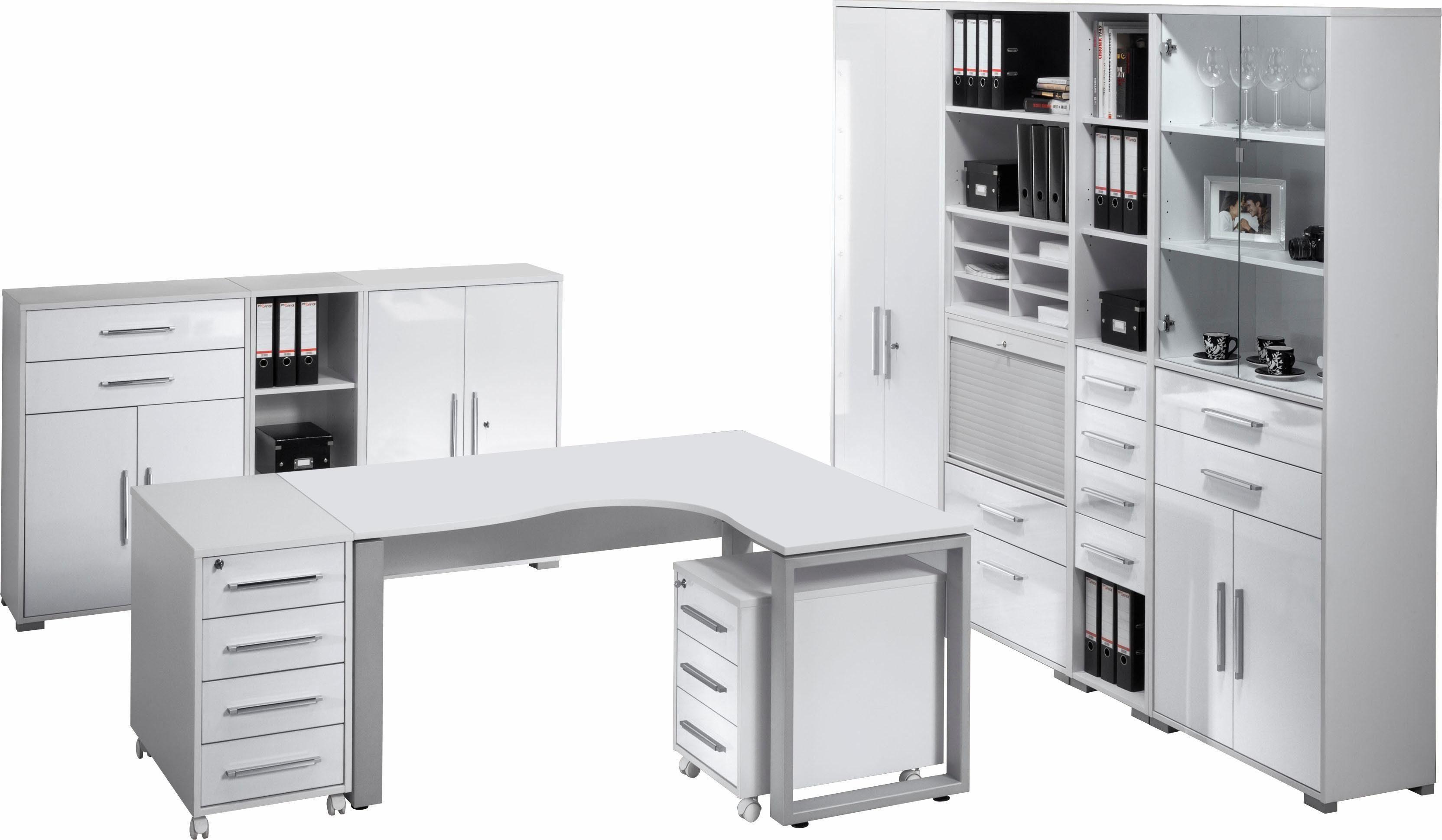 Maja Möbel Büromöbel-Set »1207 SYSTEM« (10-tlg.)