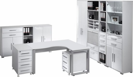 Maja Möbel Büro-Set »1207 SYSTEM«, (Set, 10-tlg)