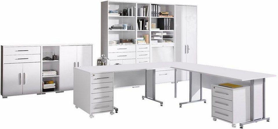 Maja Möbel Büromöbel-Set »1208 SYSTEM« (12-tlg.) | OTTO