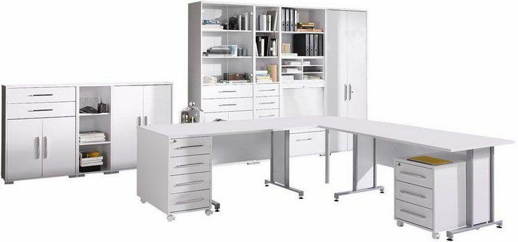 Maja Möbel Büro-Set »1208 SYSTEM«, (Set, 12-tlg)