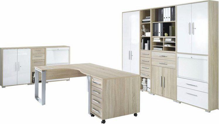 Maja Möbel Büro-Set »1209 SYSTEM«, (Set, 9-tlg)