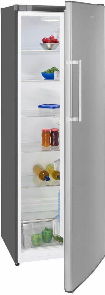 Kühlschrank 160 Cm Hoch : exquisit k hlschrank ks 350 4 2 a inox look 170 cm hoch ~ Watch28wear.com Haus und Dekorationen
