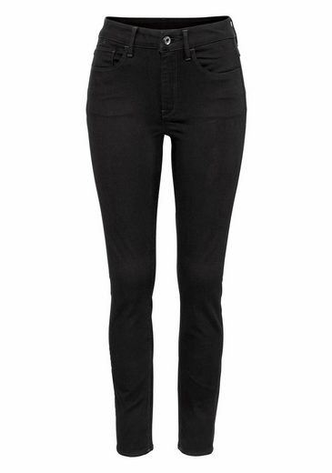 G-Star RAW Skinny-fit-Jeans 3301 Deconst High Skinny Wmn, im High-Waist Style