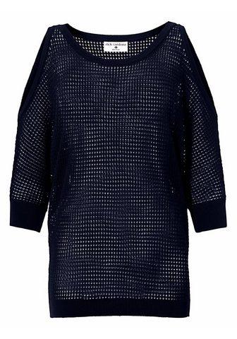HEINE STYLE Ilgas megztinis su cut outs su c...