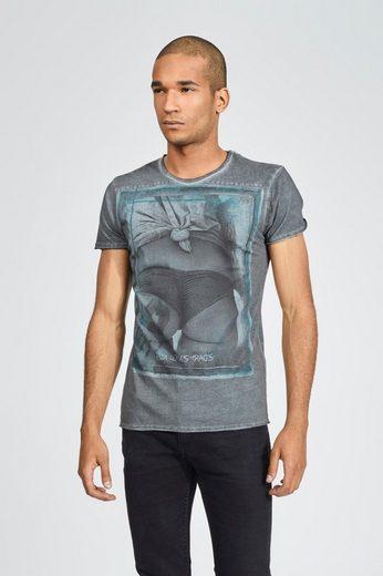 Trueprodigy T-shirt Ibiza Leaves Traces