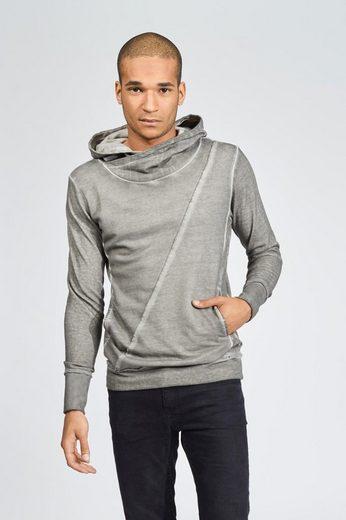 trueprodigy Kapuzensweatshirt Diagonally
