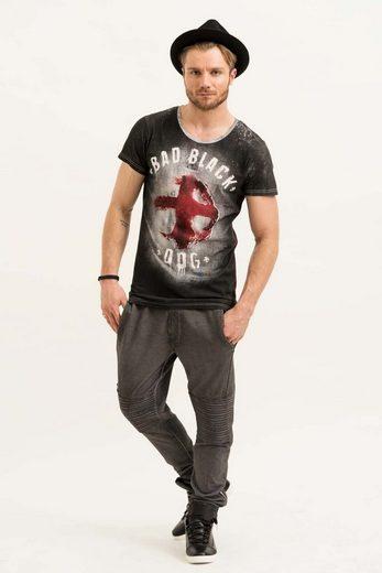 trueprodigy T-Shirt Black Dog